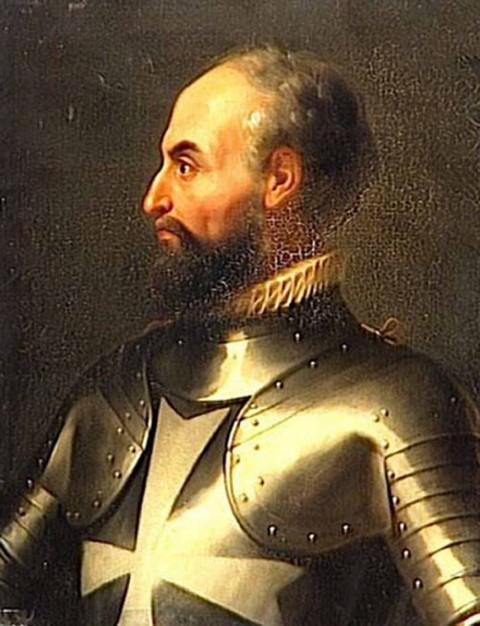 Io, Jean Parisot de la Valette
