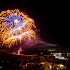 Grandi eventi: il Malta International Fireworks Festival