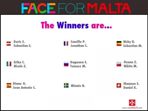 Face for Malta – contest online (chiuso il 10 giugno 2013)