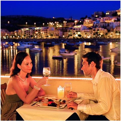 Malta romantica