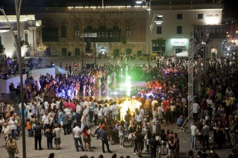 La Notte Bianca di Valletta, l'appuntamento dell'anno