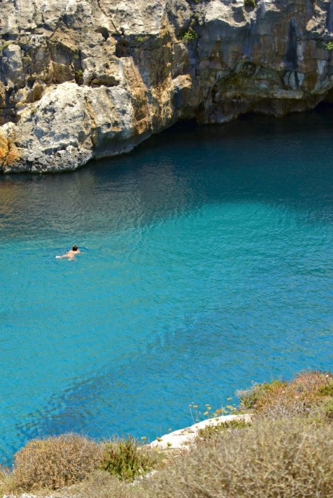 Scoprire Malta a bordo di un kayak