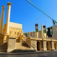 Valletta City Gate, il nuovo gioiello di Malta