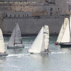 Rolex Middle Sea Race, la grande vela sbarca a Malta