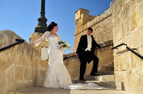 Dieci buoni motivi per sposarsi a Malta