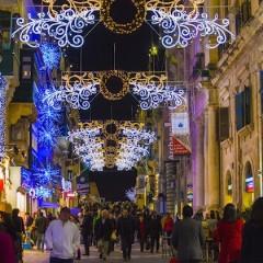 Malta a dicembre, tanti eventi in programma
