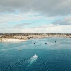 Malta dall'alto, un viaggio spettacolare