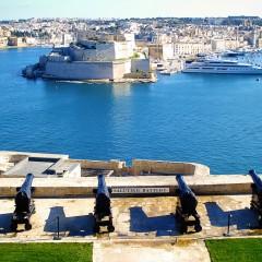 Visita guidata alla Saluting Battery di Valletta