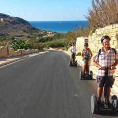 Malta in Segway, un modo diverso di scoprire l'arcipelago