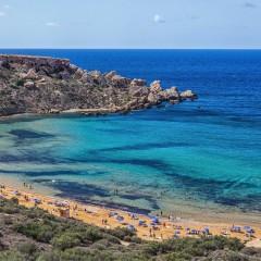 Malta e le sue spiagge di sabbia, un'estate all'insegna del relax