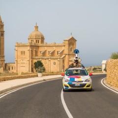 Google Street View arriva a Malta!