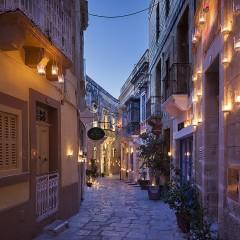 Una città a lume di candela, a ottobre a Malta è tempo di Birgufest
