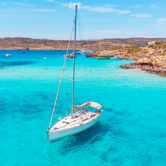 A Malta in modalità Smart Working vista mare!