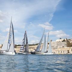 La grande vela torna a Malta, al via la Rolex Middle Sea Race 2018