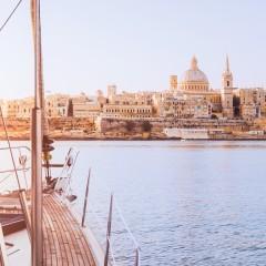 L'autunno? E' la stagione ideale per fare vela a Malta!