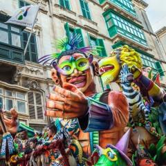 Carnevale a Malta, la grande festa dell'arcipelago!