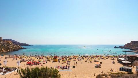 Spiagge Bandiera Blu, il mare di Malta si conferma da sogno!