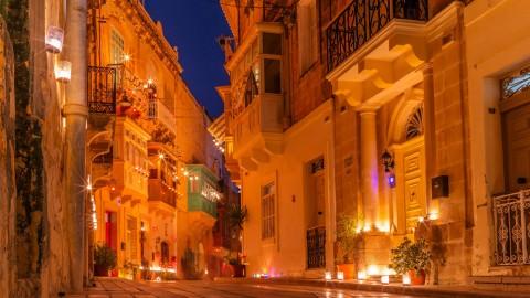 Birgu Fest, la magica notte delle candele di Malta