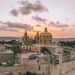 Metti un fine settimana di novembre a Malta