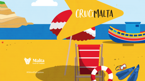 È arrivata l'estate, gioca con il crucipuzzle di Malta