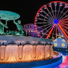 La magica atmosfera del Natale a Malta