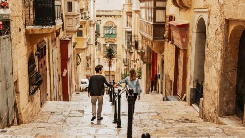 6 buoni motivi per volare a Malta per San Valentino