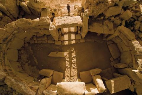 La magia dell'equinozio nei templi megalitici di Malta