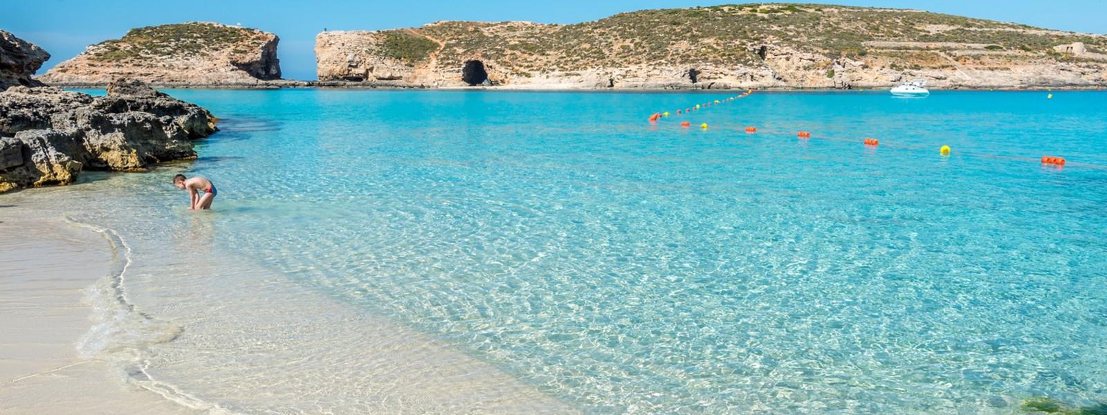 Le 11 spiagge Bandiera Blu di Malta da non perdere