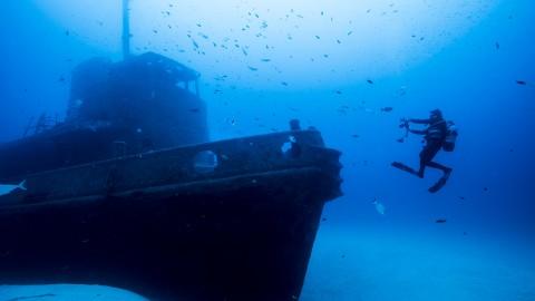 Diving a Malta, un tuffo nelle acque del Mediterraneo