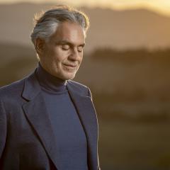 Andrea Bocelli sceglie Malta per il suo nuovo progetto musicale