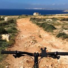In bicicletta alla scoperta di Malta
