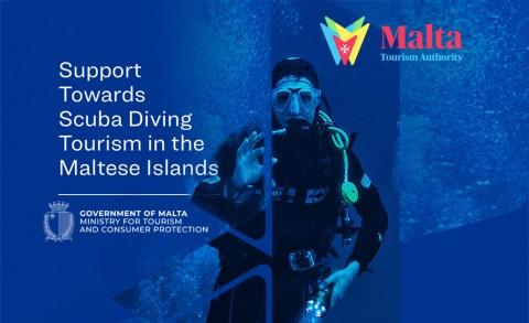 Malta, in arrivo incentivi per il segmento Diving