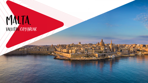 Valletta City Break, ascolta il podcast e scarica la guida