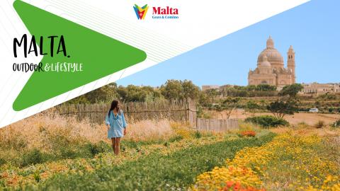 Malta Outdoor & Lifestyle, ascolta il podcast e scarica la guida