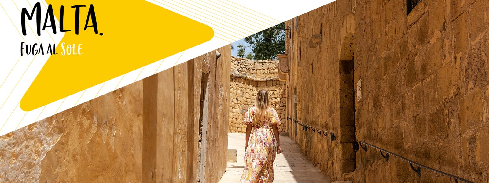 Fuga al sole a Malta, ascolta il podcast e scarica la guida