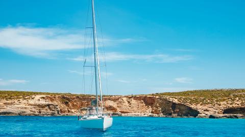 A Malta in vacanza in barca a vela!
