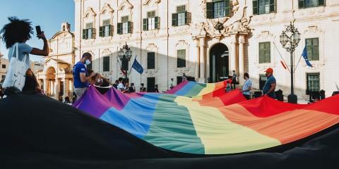 Settembre è il mese del Malta Pride! #YouAreIncluded