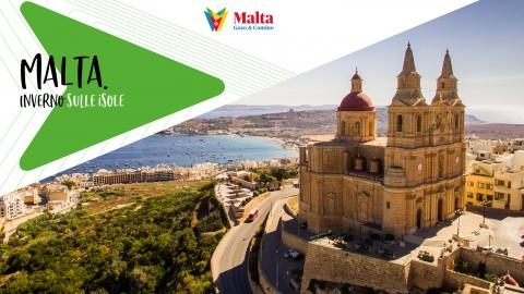 Malta: inverno sulle isole