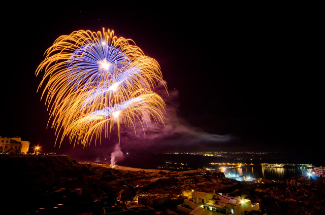 Grandi eventi: il Malta International Fireworks Festival