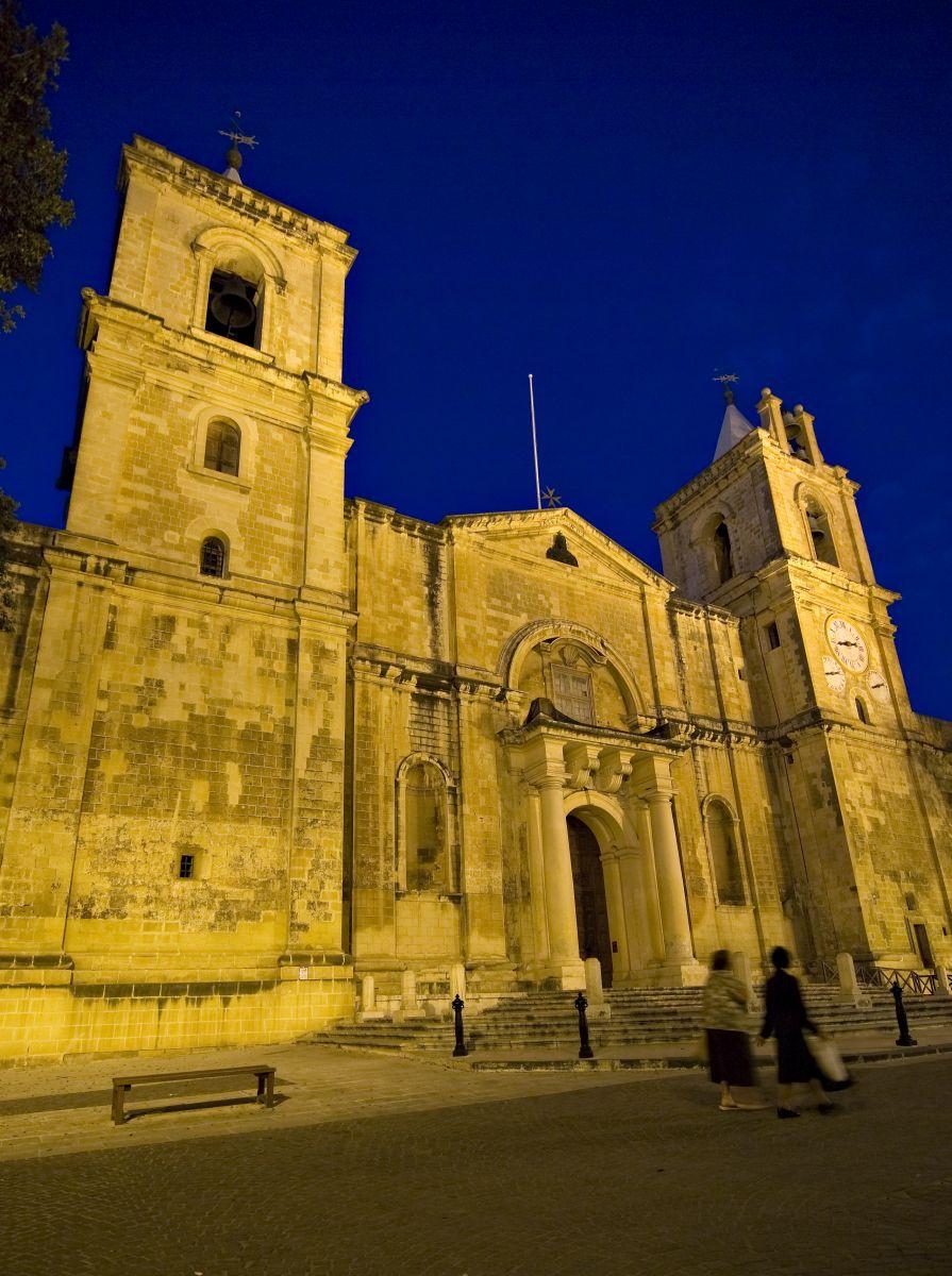 La concattedrale di Malta e le opere di Caravaggio