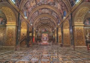 Malta-Valletta-Concattedrale di San Giovanni + Offerte e idee per la tua vacanza