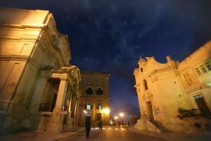 Strada di Valletta, Malta