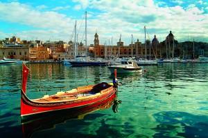 Baia di Vitttoriosa, Malta, Le Tre Città