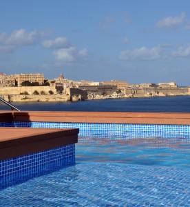 Palazzo Vittoriosa, boutique hotel Malta