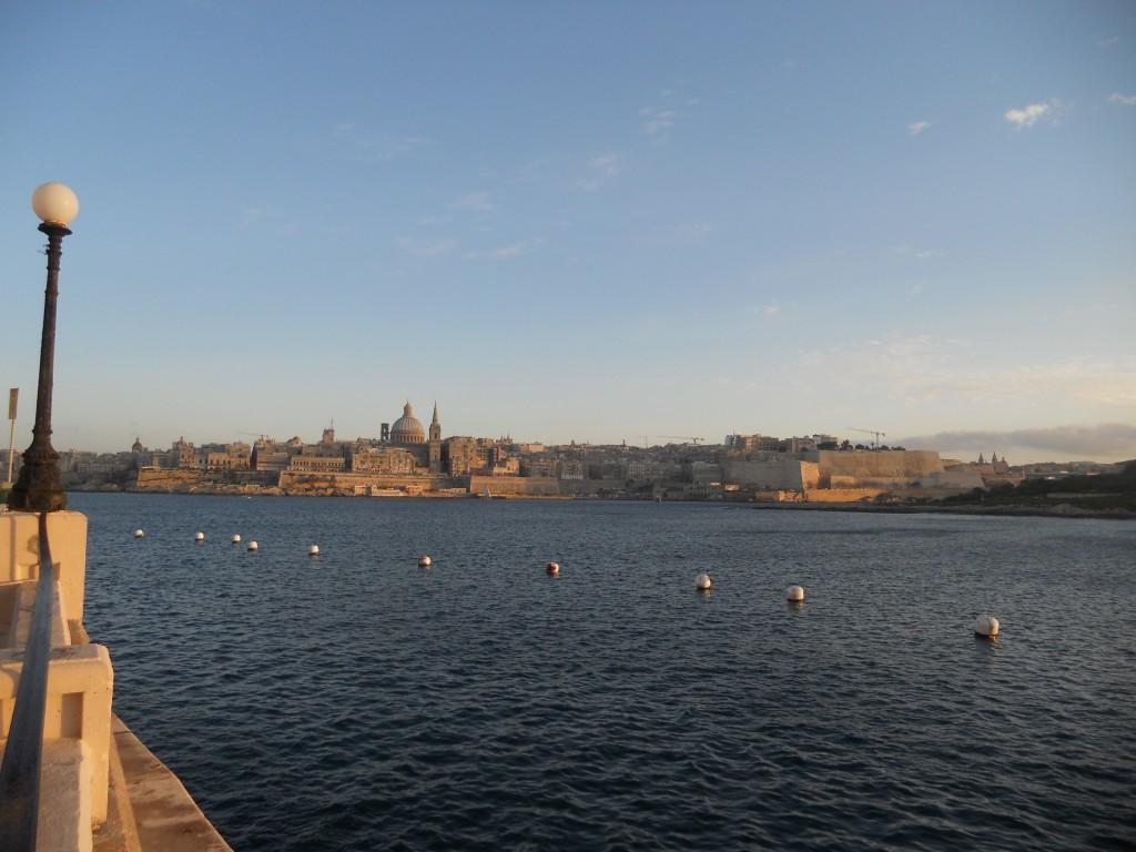 La Valletta al tramonto1