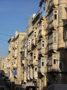 Republic Street - imparare l'inglese a Malta