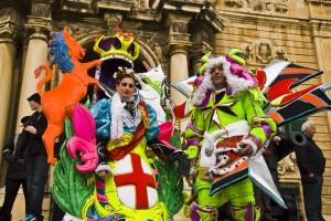 Carnevale a Malta, 28 febbraio-4 marzo