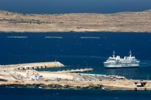 Gozo Channel Ferry, abbigliamento per visitare Malta in inverno