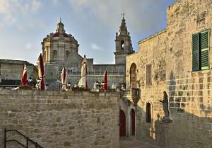 Mdina, Malta, San Valentino