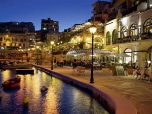 St. Julian's Promenade, cose da fare e da vedere a Malta